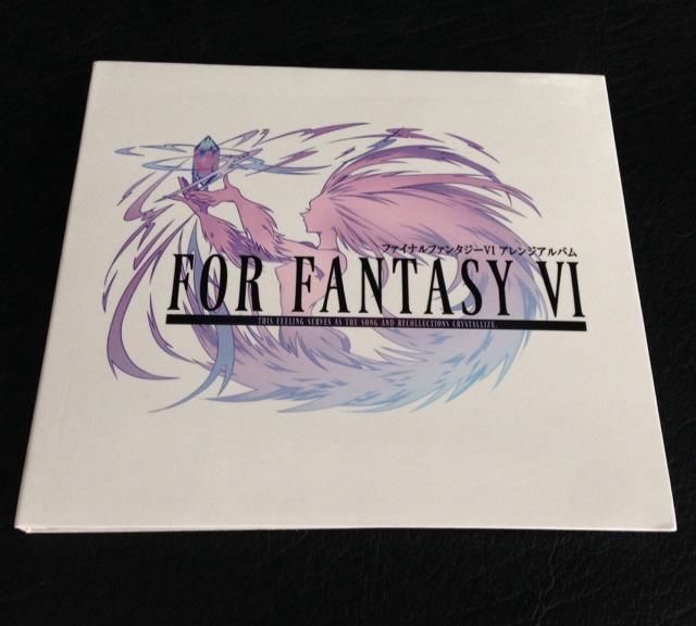 FOR FANTASY VI (Japan)