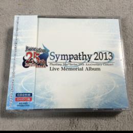 Sympathy 2013 Live Memorial Album (Japan)