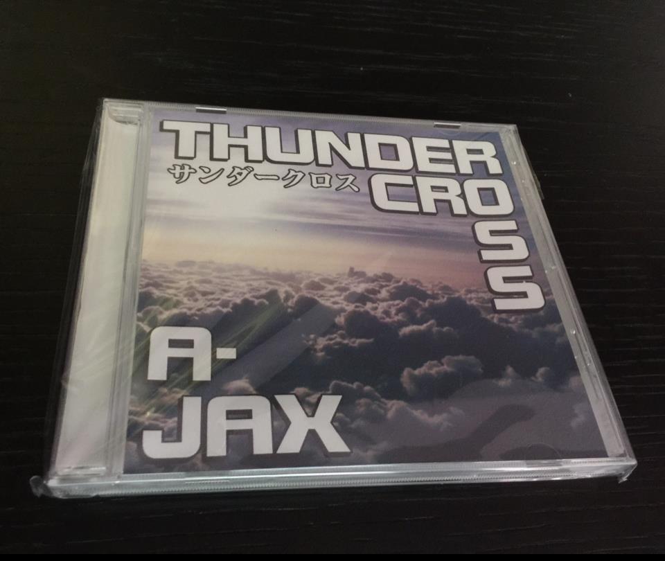 THUNDER CROSS & A-JAX (Japan)
