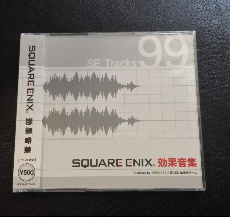 SQUARE ENIX SE Tracks (Japan)
