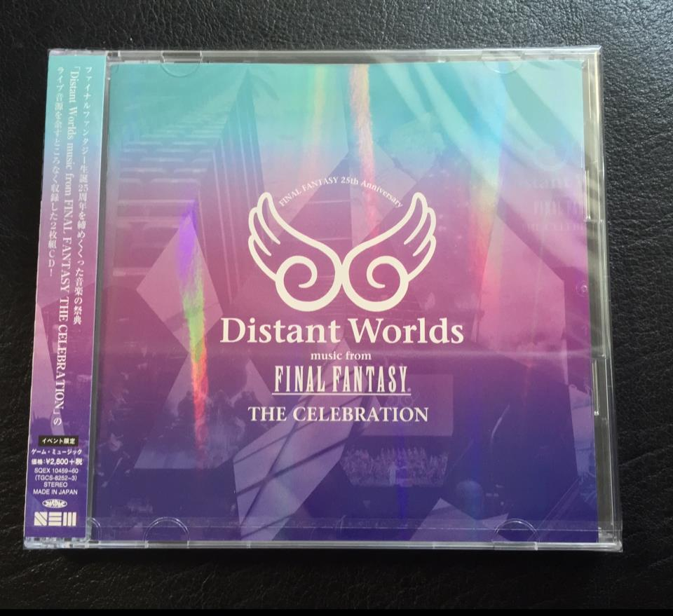 Distant Worlds THE CELEBRATION (Japan)