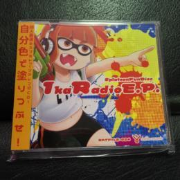 SplatoonFunDisc IkaRadio E.P. (Japan)
