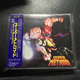 SUPER METROID: SOUND IN ACTION (Japan)