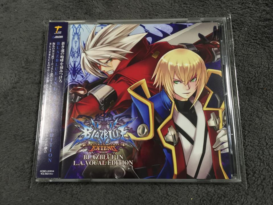 BLAZBLUE IN L.A. VOCAL EDITION (Japan)