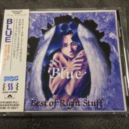 Blue: Best of Right Stuff (Japan)