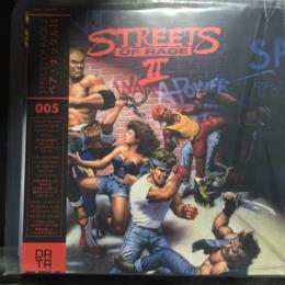 STREETS OF RAGE II (UK)