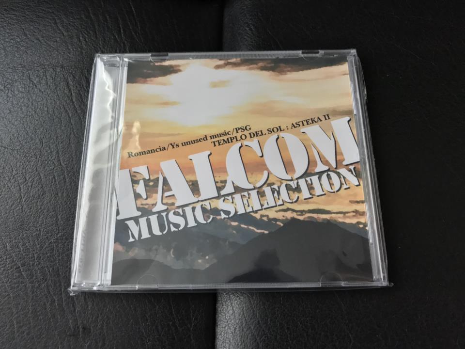 FALCOM MUSIC SELECTION (Japan)