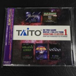 TAITO RETRO GAME MUSIC COLLECTION 1 (Japan)
