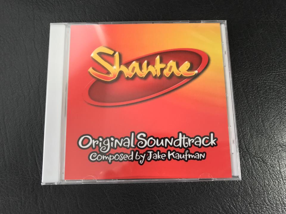 Shantae Original Soundtrack (US)