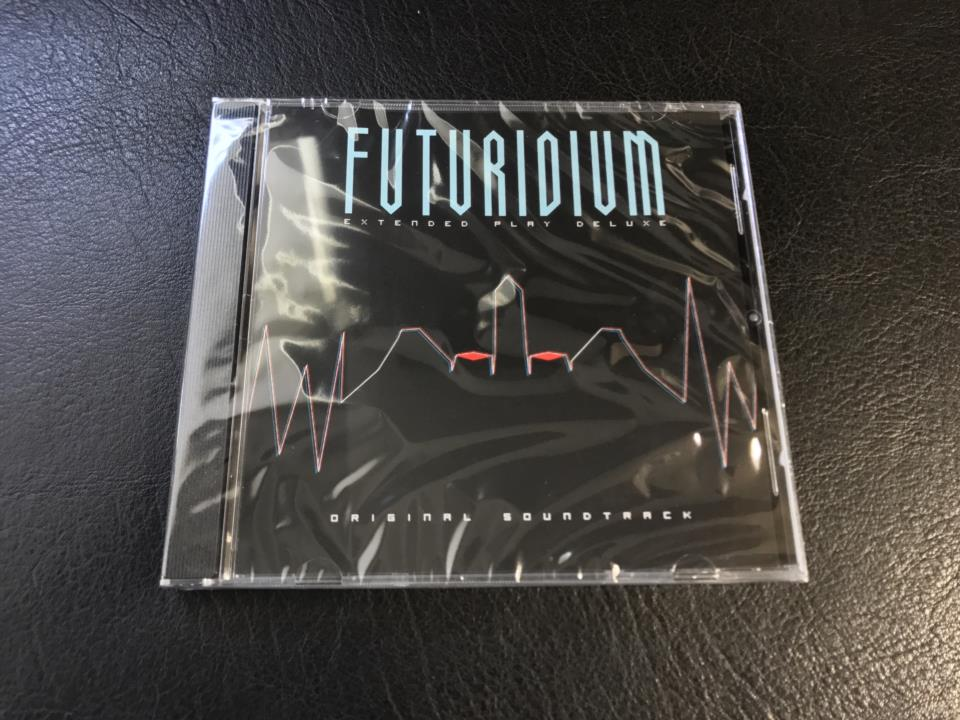 FUTURIDIUM EP DELUXE ORIGINALS SOUNDTRACK (US)