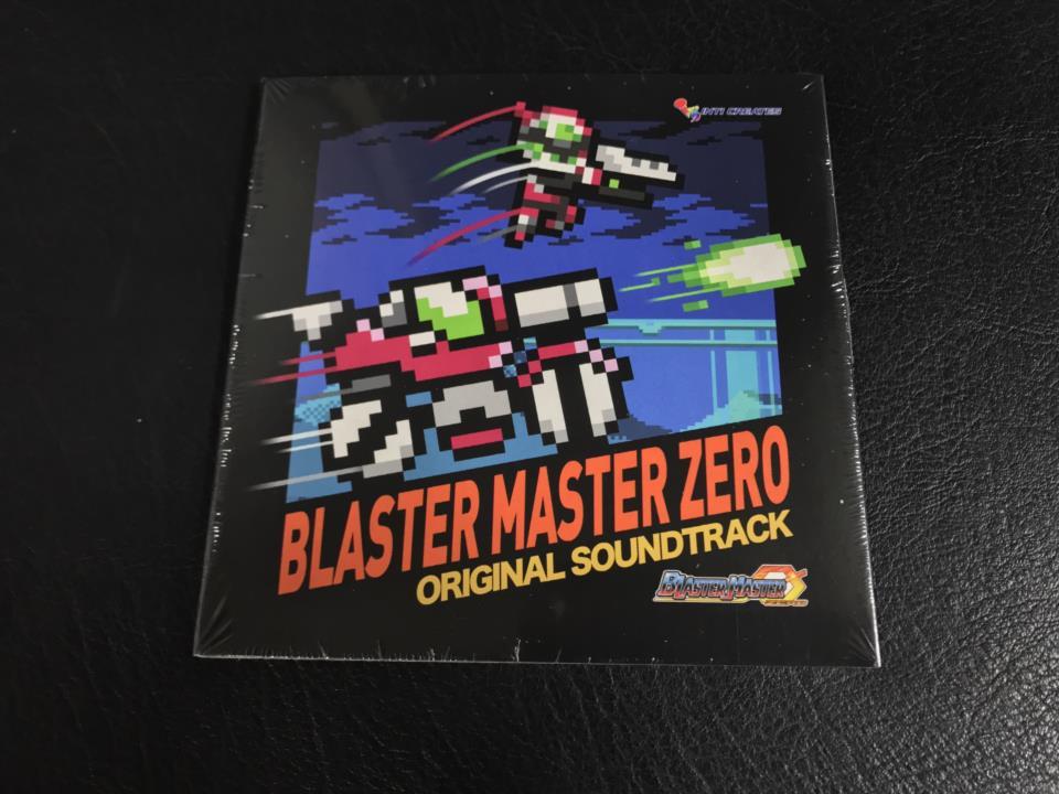 BLASTER MASTER ZERO ORIGINAL SOUNDTRACK (US)