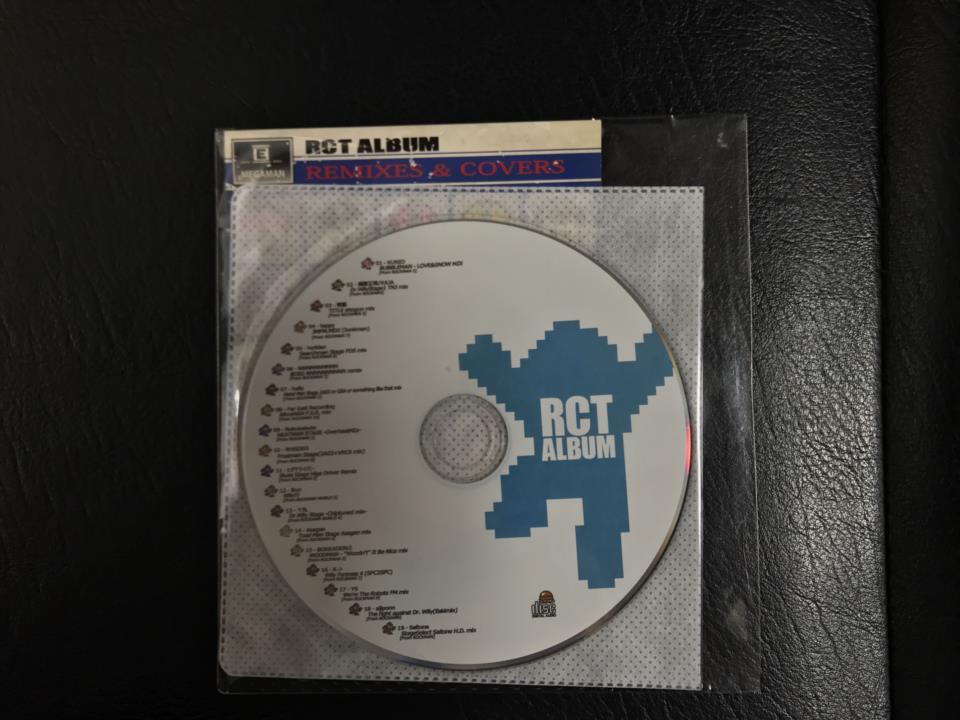 RCT ALBUM (Japan)