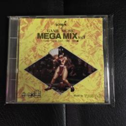 Game Center King SCITRON GAME MUSIC MEGA MIX Vol. 1 (Japan)