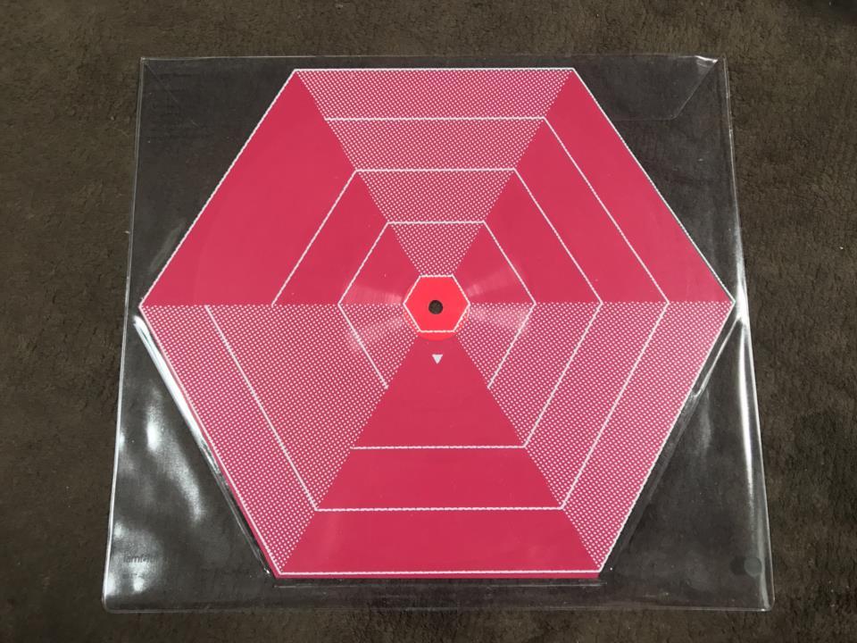 SUPER HEXAGON EP (US)