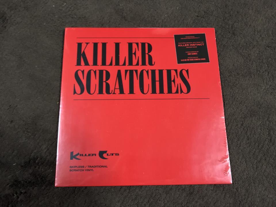 KILLER SCRATCHES (US)