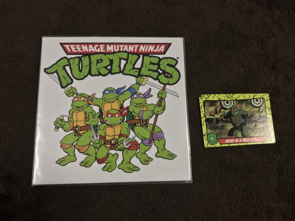 TEENAGE MUTANT NINJA TURTLES (US)