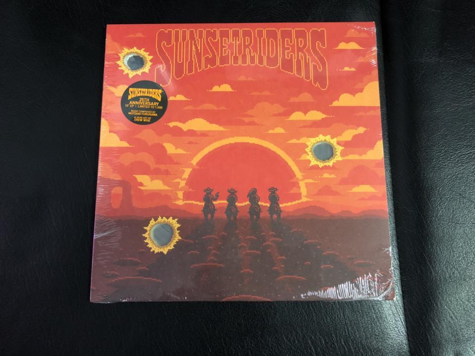 SUNSET RIDERS (US)