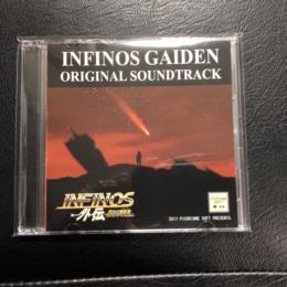 INFINOS GAIDEN ORIGINAL SOUNDTRACK (Japan)