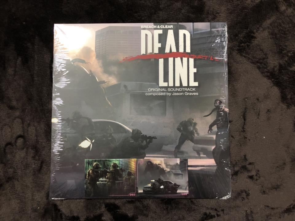 BREACH & CLEAR: DEADLINE ORIGINAL SOUNDTRACK (US)