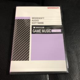 X68000 GAME MUSIC PRO-68K (Japan)