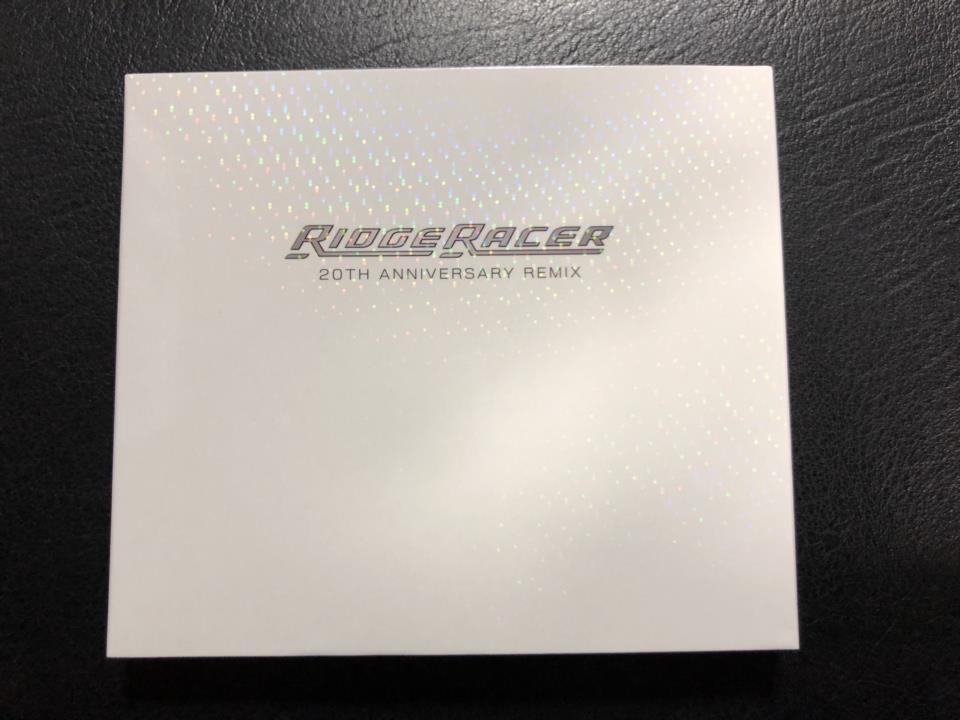 RIDGE RACER 20TH ANNIVERSARY REMIX (Japan)