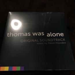 thomas was alone ORIGINAL SOUNDTRACK (US)