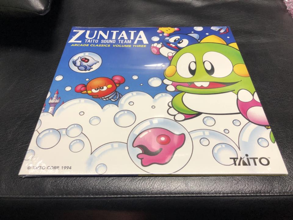 ZUNTATA ARCADE CLASSICS VOLUME 3 (US)