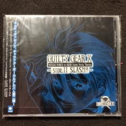 GUILTY GEAR X RISING FORCE OF GEAR IMAGE VOCAL TRACKS SIDE.II (Japan)