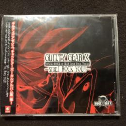 GUILTY GEAR X RISING FORCE OF GEAR IMAGE VOCAL TRACKS SIDE.I (Japan)