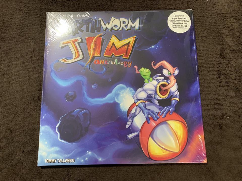 EARTHWORM JIM anthology (US)
