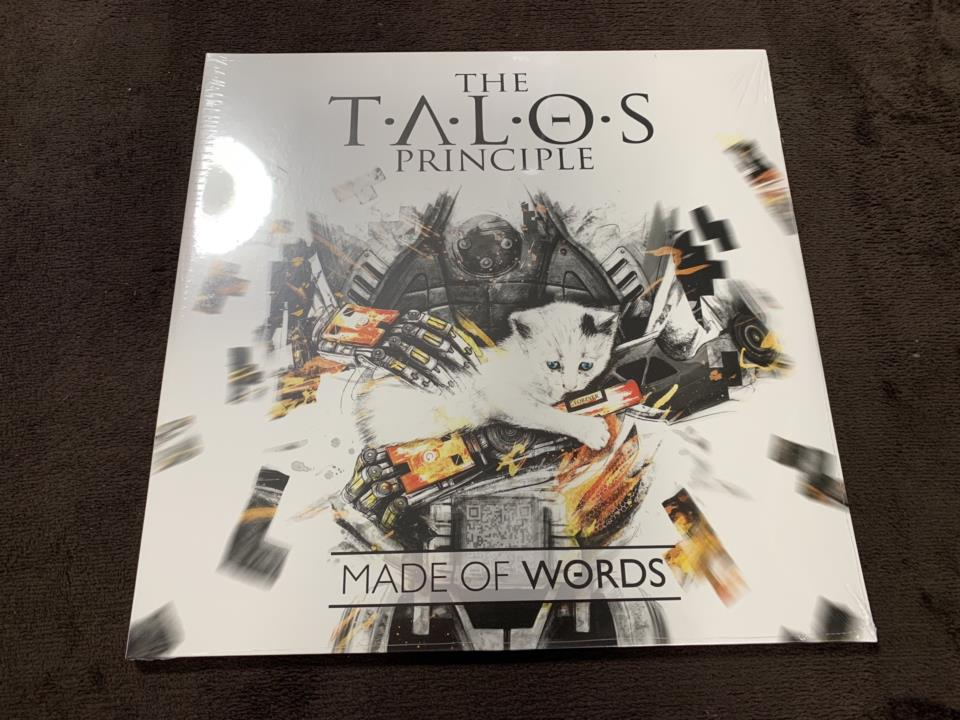 THE TALOS PRINCIPLE: MADE WITH WORDS (US)