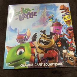 YOOKA-LAYLEE ORIGINAL GAME SOUNDTRACK (US)