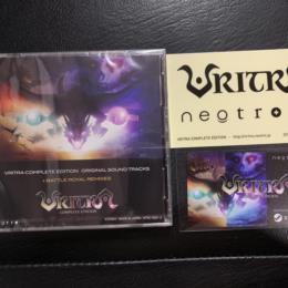 VRITRA COMPLETE EDITION ORIGINAL SOUND TRACKS (Japan)