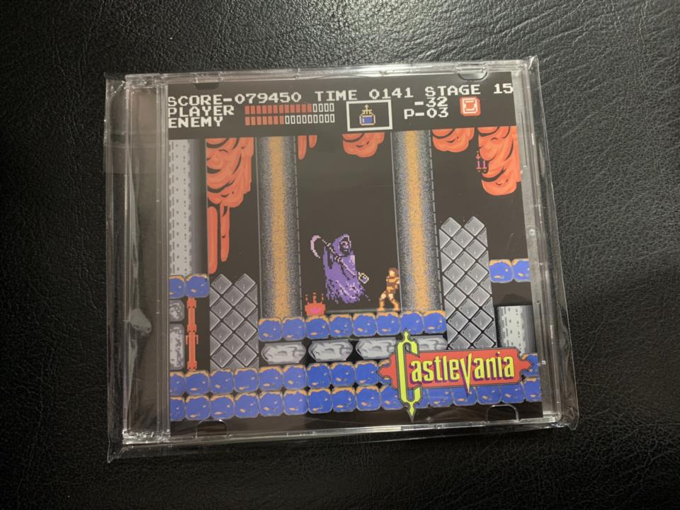 Castlevania Vol. 1 (Japan)