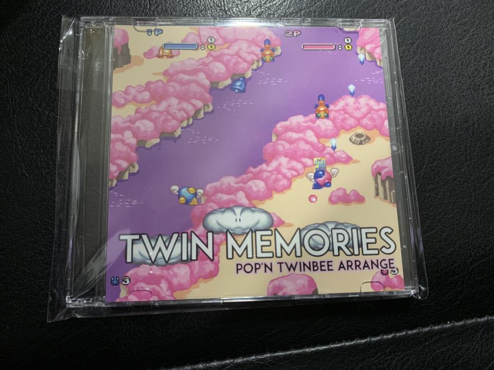 TWIN MEMORIES (Japan)