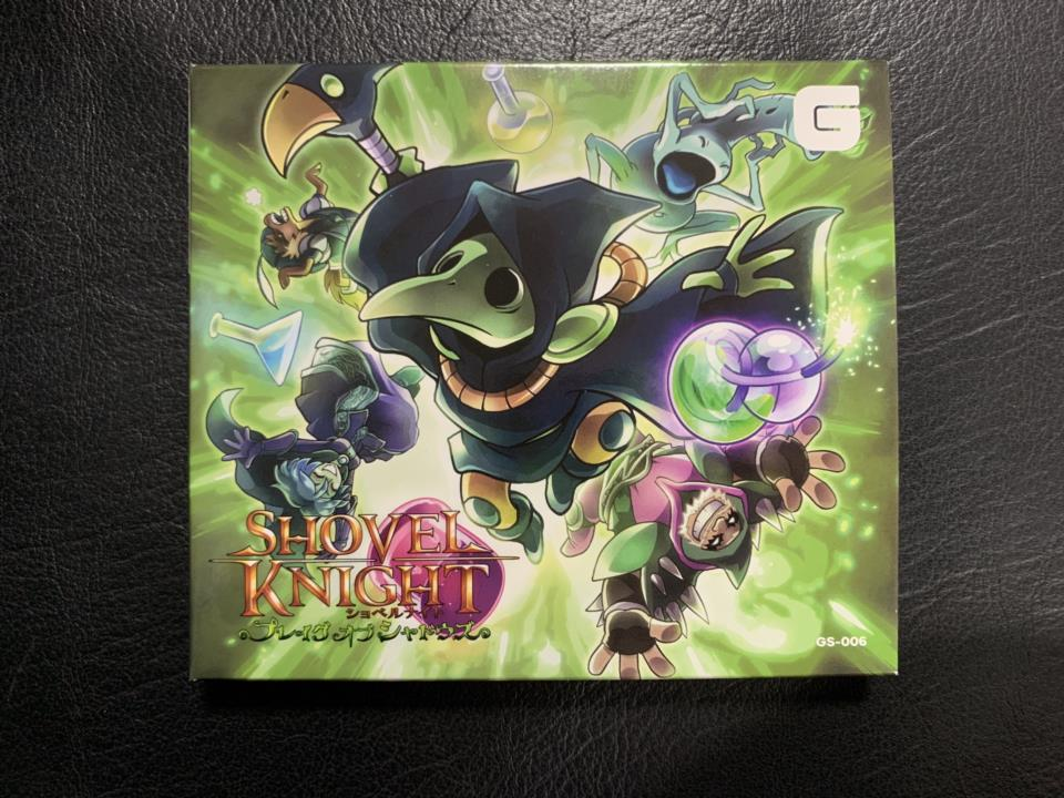 SHOVEL KNIGHT: Plague of Shadows The Definitive Soundtrack (Japan)