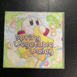 Spring Vegetable Valley (Japan)