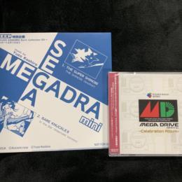 MEGA DRIVE mini Celebration Album BEEP Sonosheet Version (Japan)