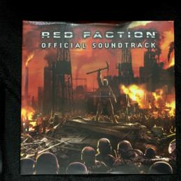 RED FACTION OFFICIAL SOUNDTRACK (US)
