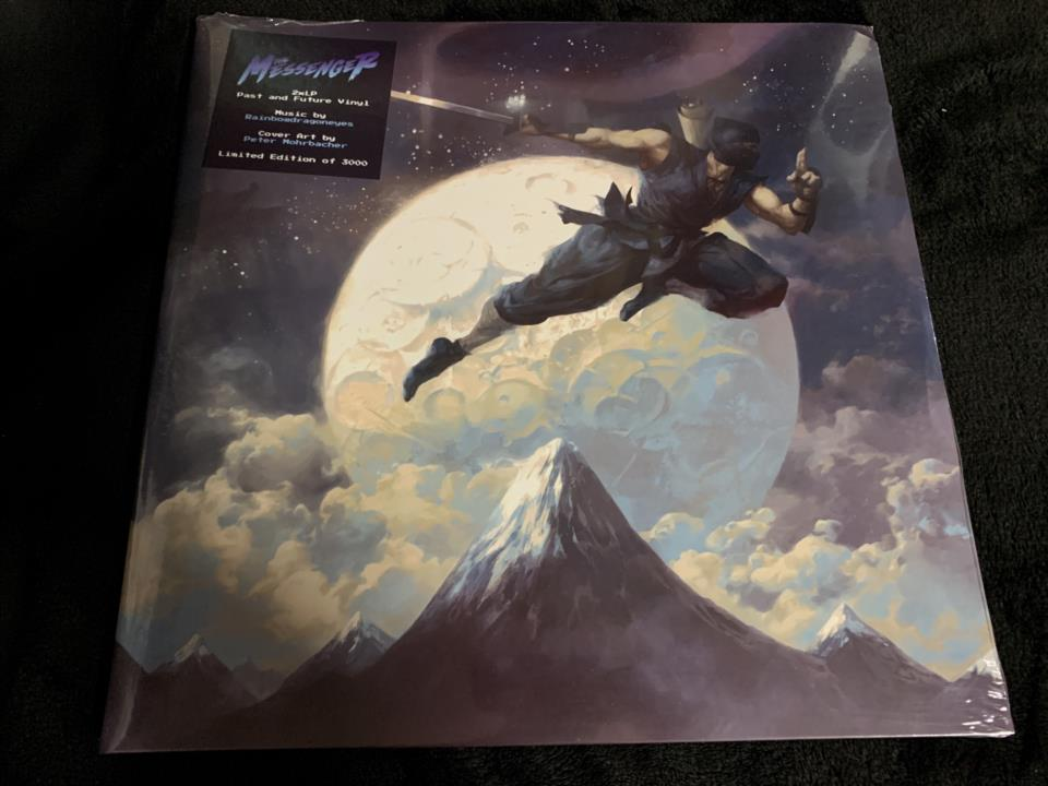 THE MESSENGER Past and Future Vinyl (US)