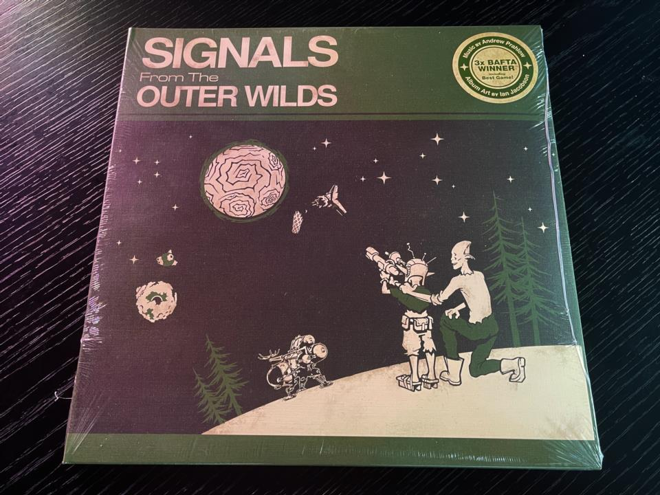 SIGNALS From The OUTER WILDS (US)