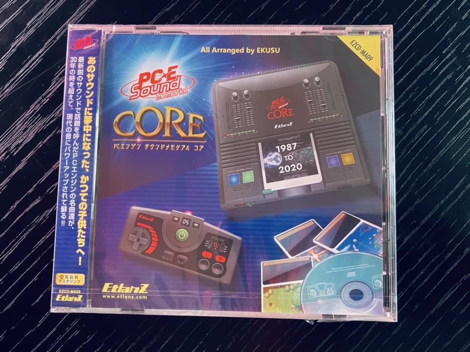 PC-E Sound memorial CORE (Japan)