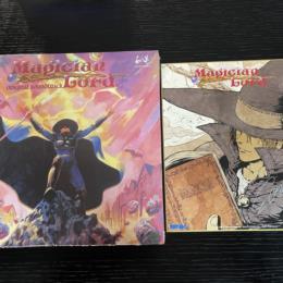 Magician Lord Original Soundtrack (EU)