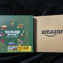THE LEGEND OF ZELDA: Dream Island ORIGINAL SOUNDTRACK (Japan) + Amazon.co.jp Paper Sleeve