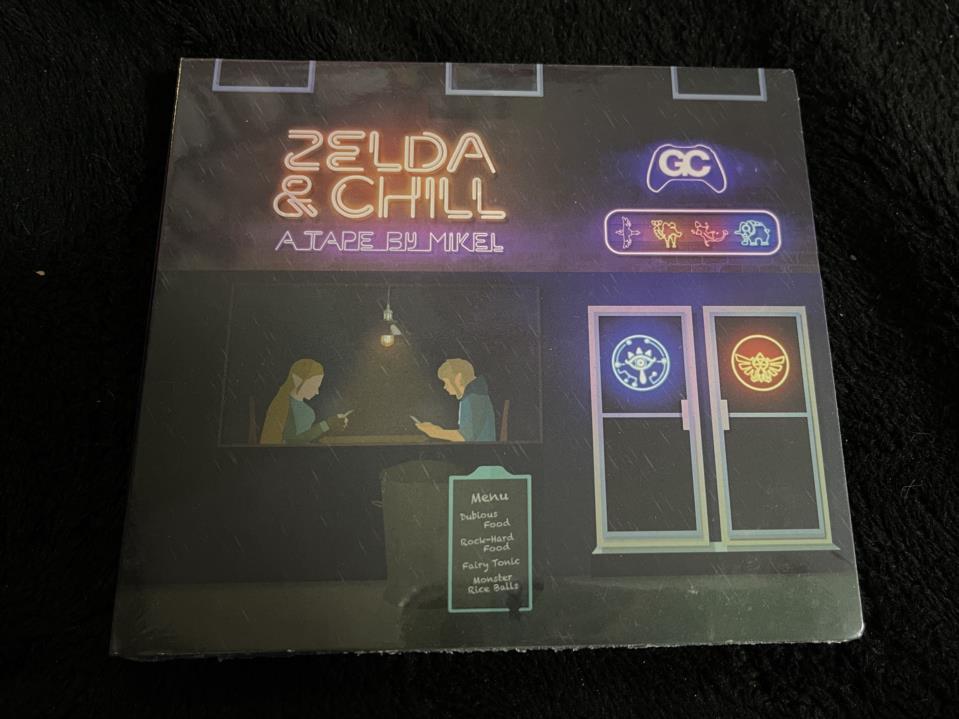 ZELDA & CHILL (US)
