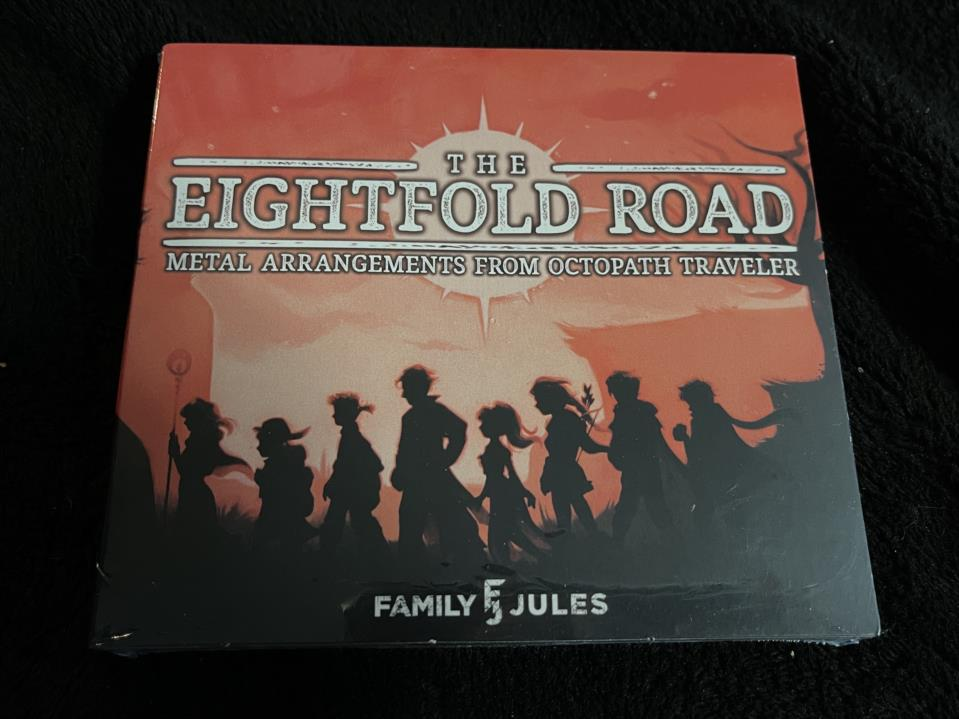 THE EIGHTFOLD ROAD (US)