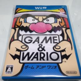 GAME & WARIO (Japan) by INTELLIGENT SYSTEMS