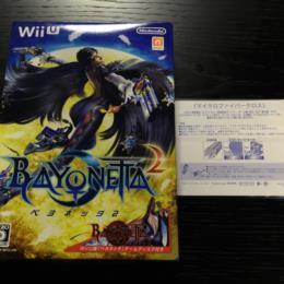 BAYONETTA 2 + Amazon.co.jp Micro Fiber Cloth (Japan) by PLATINUM GAMES