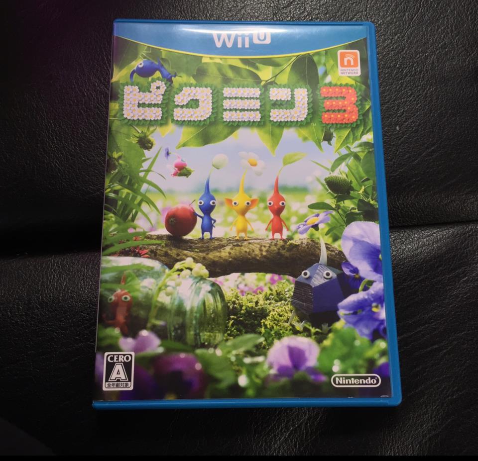 PIKMIN 3 (Japan) by Nintendo