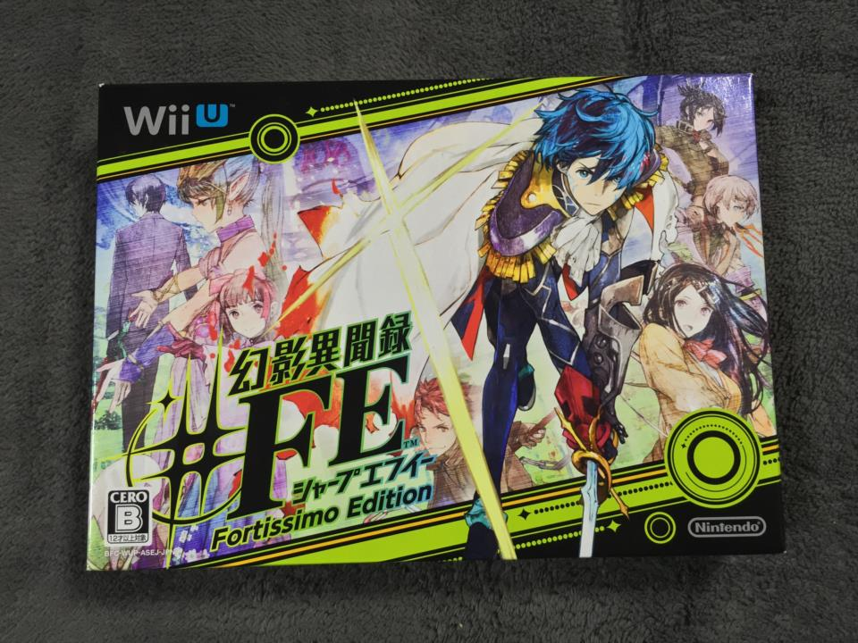#FE Fortissimo Edition (Japan) by ATLUS